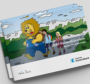 <span>LUKI Ferienbüchlein</span><i>→</i>