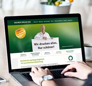 <span>Eicher Druck Webseite</span><i>→</i>
